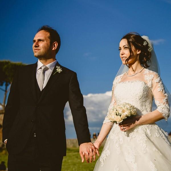 Wedding in Tenuta dell'Angelica