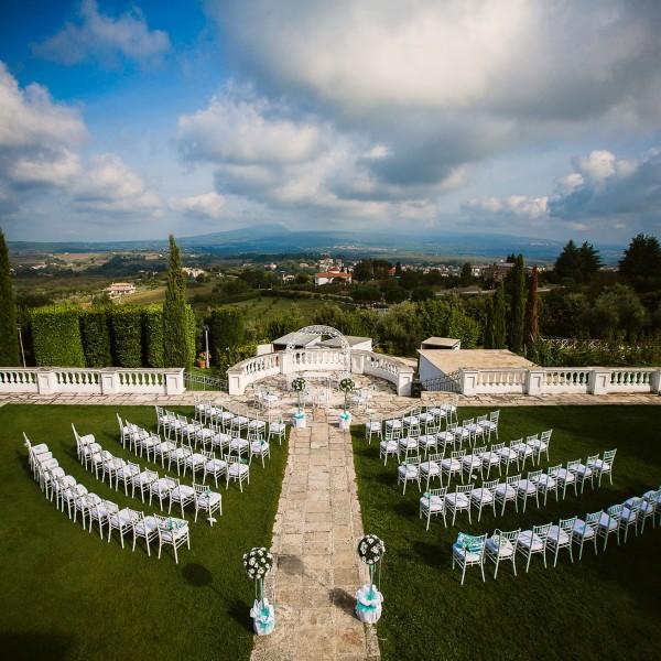 Wedding in Casina di Poggio della Rota
