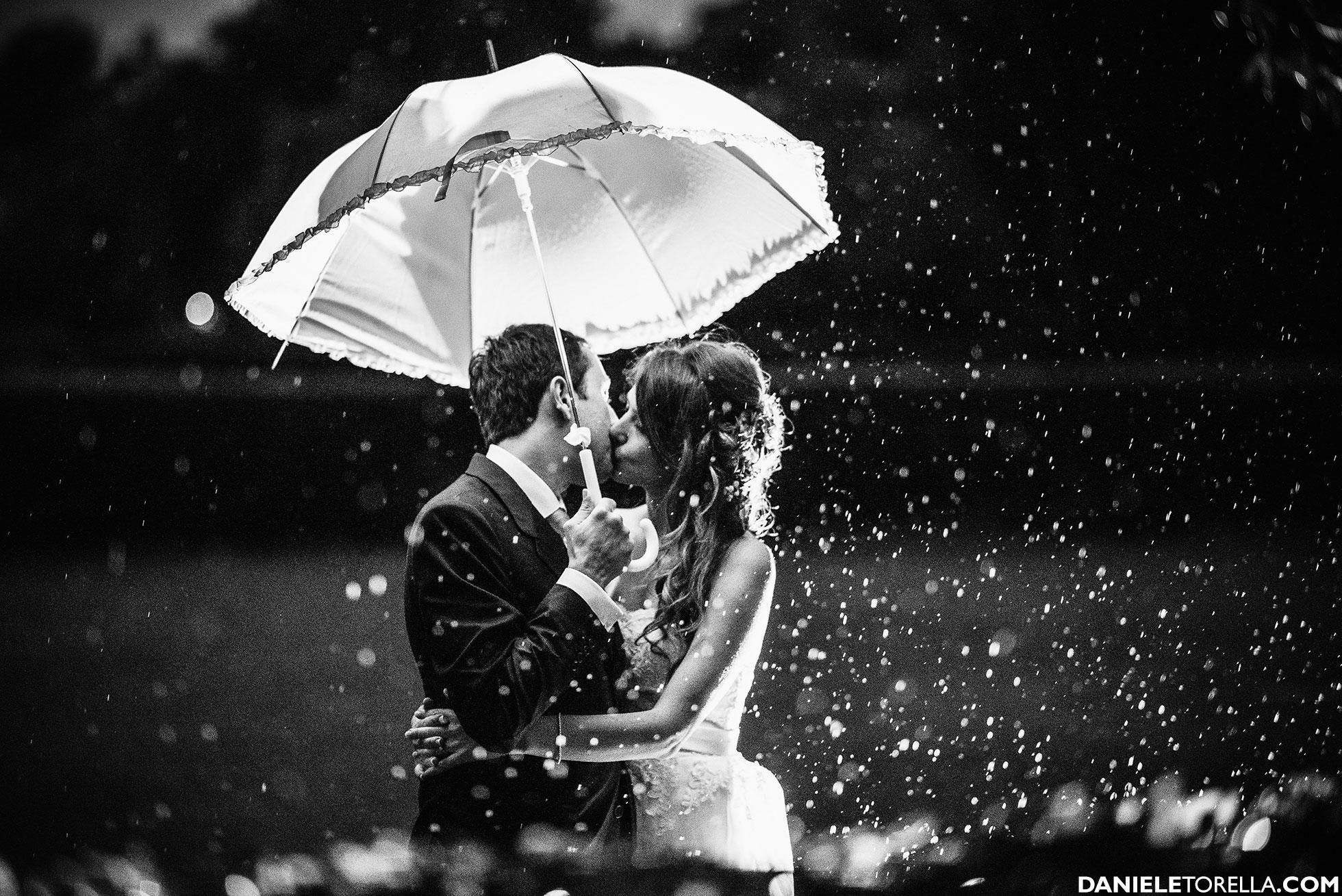 Matrimonio con la pioggia 34