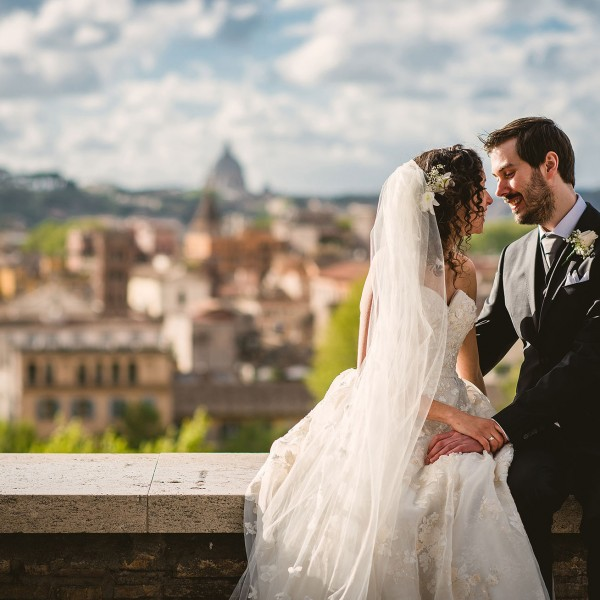 Wedding in Vigna San Sebastiano