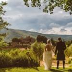 wedding castello meleto toscana