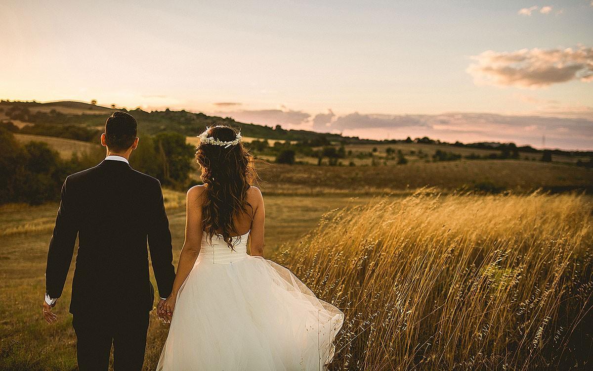Matrimonio a Tenuta di Ripolo
