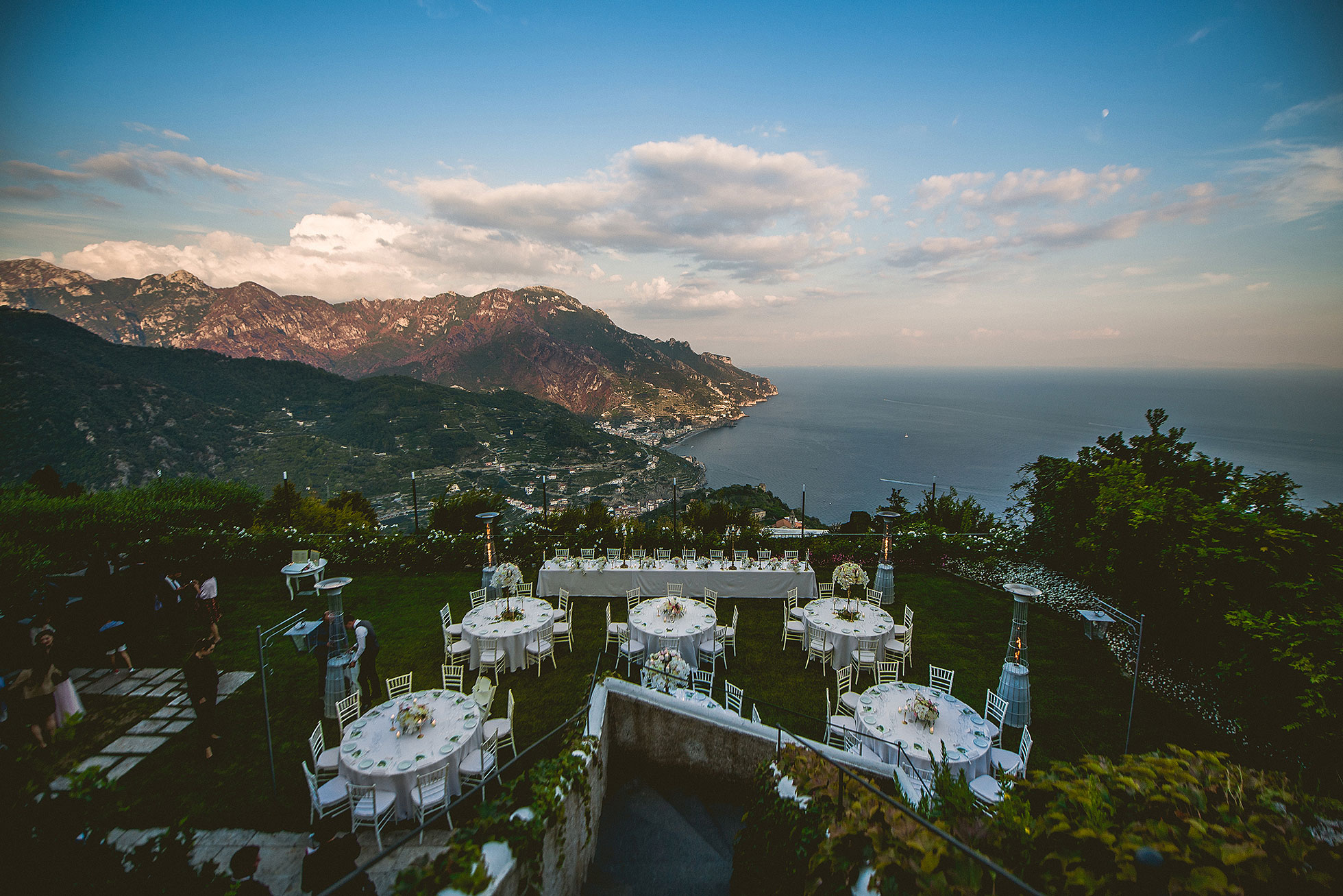 wedding hotel caruso ravello