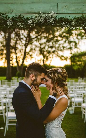 Emotional Wedding in Rome