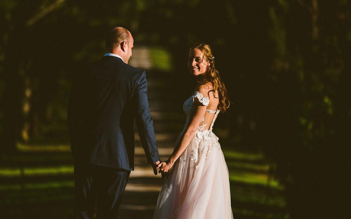 Elegant Wedding in Tuscany