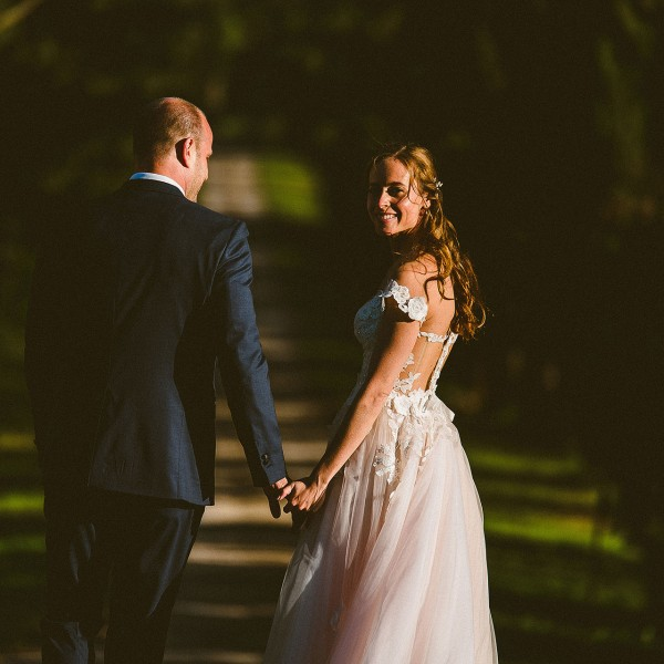 Elegante matrimonio in Toscana