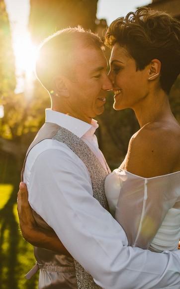 Wedding at Castello Banfi