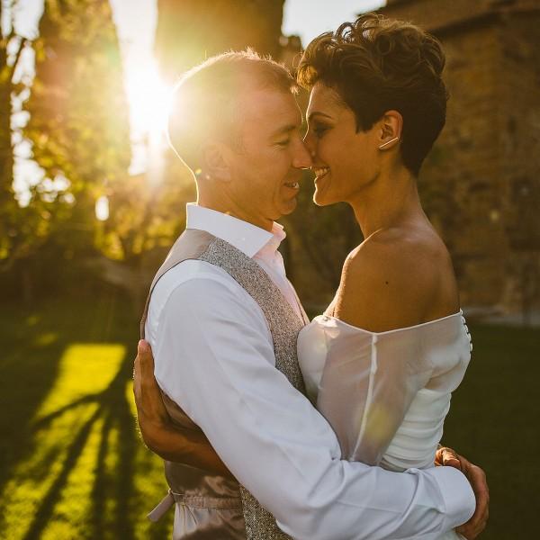 Matrimonio al Castello Banfi