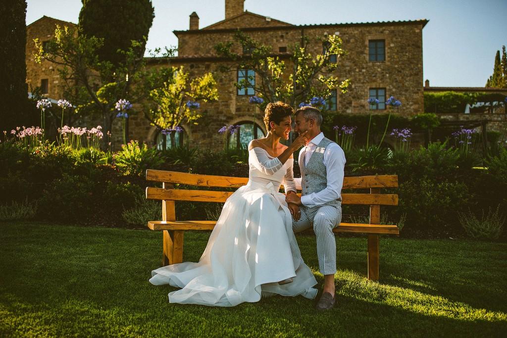 wedding castello banfi