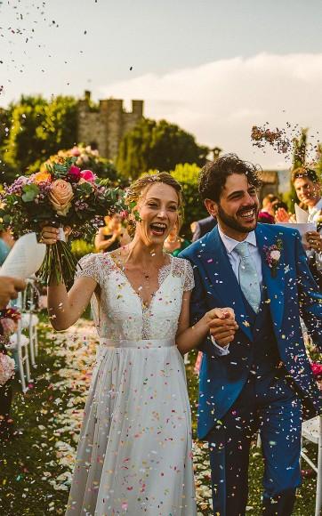 Wedding at Castello di Montalto