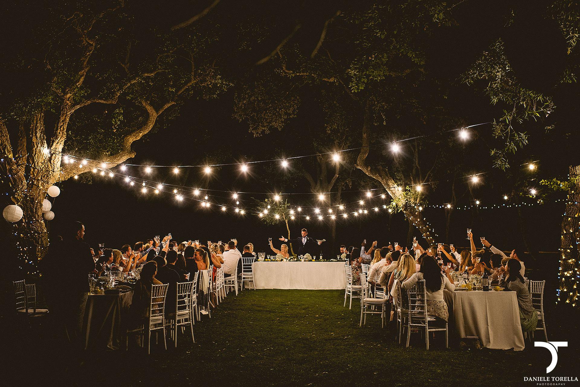 Consigli Matrimonio: luci e ambientazione