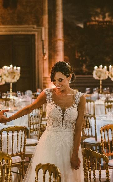 Wedding at Castello Lancellotti