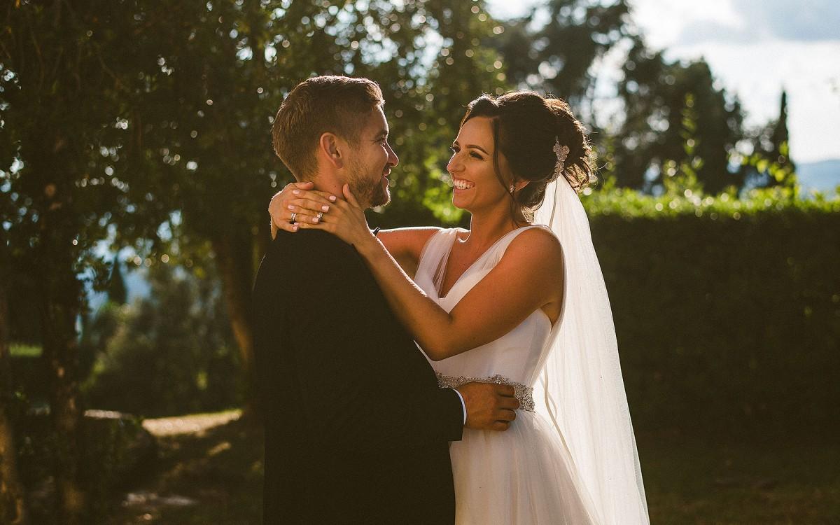 Matrimonio a Villa Pitiana