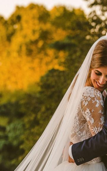 Wedding at Villa Piccolomini
