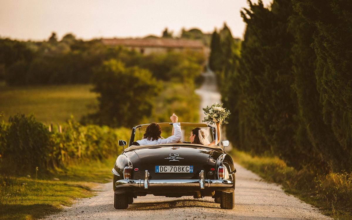 Wedding at Borgo Castelvecchio