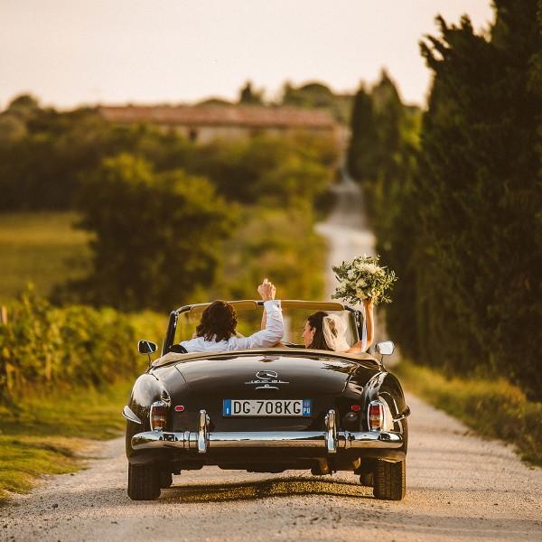 Matrimonio a Borgo Castelvecchio